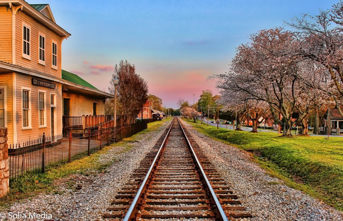 Solia Media - Capturing Mood - Olde Town Conyers