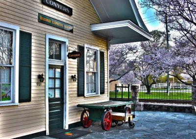 Olde Town Conyers Welcome Center - Solia Photography