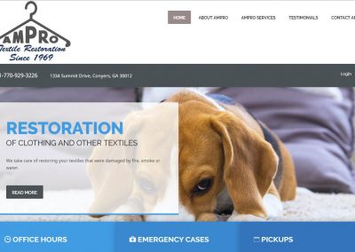 AMPRO Website