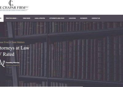 CHAPAR LAW FIRM, ATLANTA