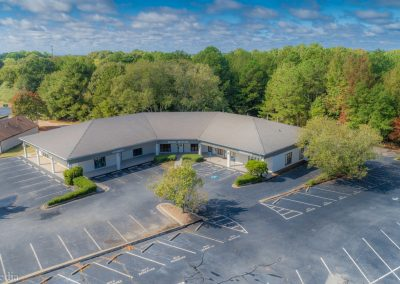 Office in Conyers, Georgia - Solia Media Drone Image