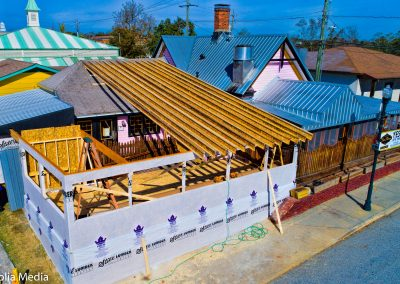 Solia Media - Drone Photography - Las Flores Addition - Olde Town Conyers