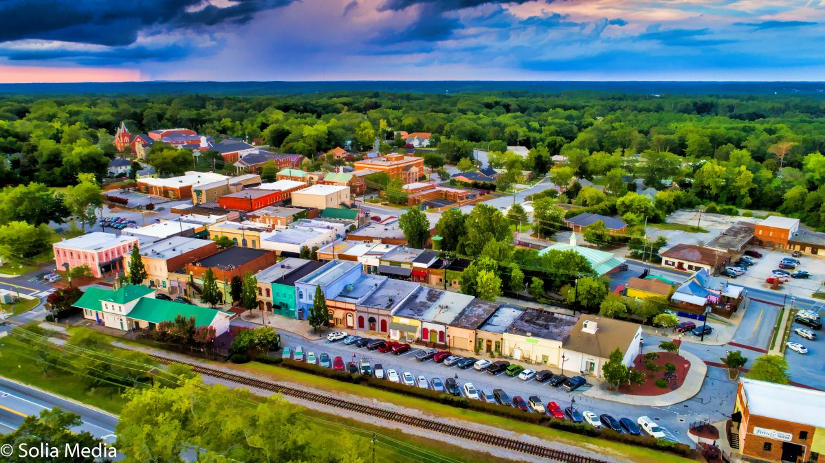 FAA Licensed - Solia Media Drone of Olde Town Conyers