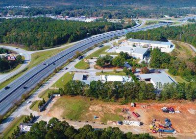 Solia Media Drone - Aerial Rockdale Conyers