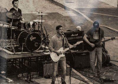 Solia Designed Website for Cold Resident – Alternative Rock Band Atlanta, Georgia
