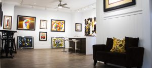 Reed's Custom Framing and Fine Art Gallery - Olde Town Conyers, Georgia