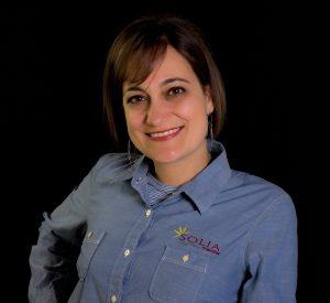 Rasha Mashburn Solia Media Special Projects Manager