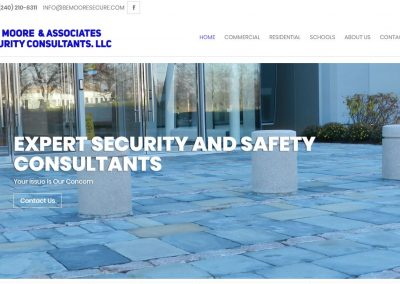 Moore and Associates, Security Consultants, LLC