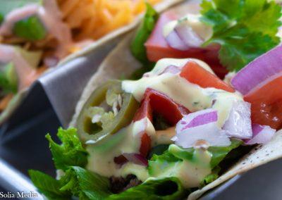 Solia Media Food Photography - Tin Plate Conyers Taco Tuesdays