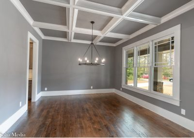 Solia Media Real Estate Photos - Abby Lane Atlanta Dining Room
