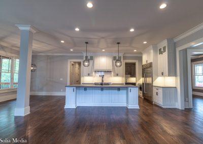 Abby Lane Great Room - Solia Media Real Estate Photos