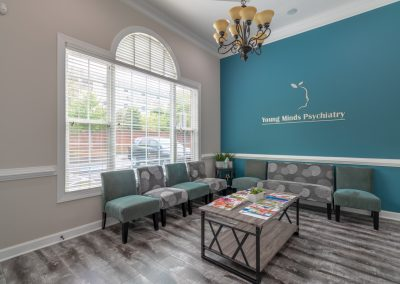Solia Real Estate Photography - Atlanta Metro - Young Minds Psychiatry Offices