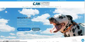 Solia Media - Conyers Animal Hospital Website