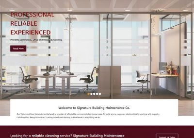 Signature Building Maintenance