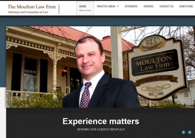 THE MOULTON LAW FIRM