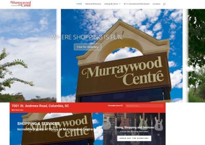 Murraywood Shopping Centre Colombia, South Carolina
