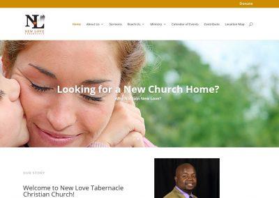 New Love Tabernacle Christian Church